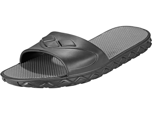arena Watergrip Sandalias Hombre, black-dark grey